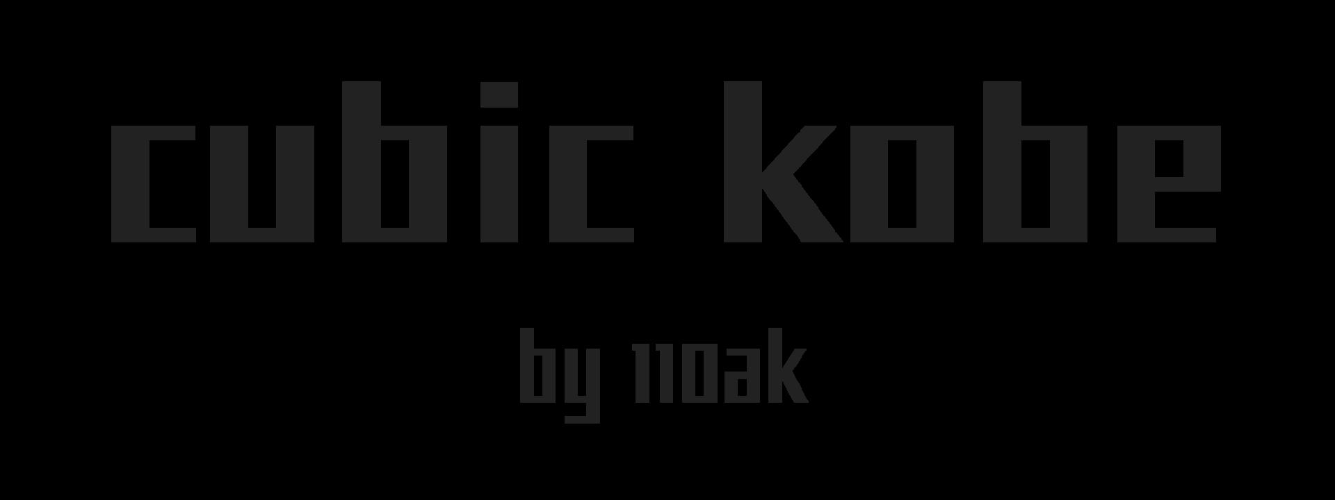 cubic kobe